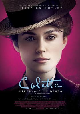Colette 2018 DVD R1 NTSC Latino