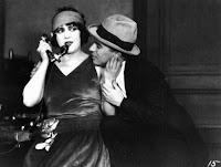 """Чаплин-режиссер на съемках """"Парижанки"""" (1923) - 3"""