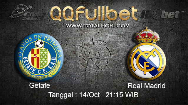 PREDIKSIBOLA - PREDIKSI TARUHAN BOLA GETAFE VS REAL MADRID 14 OCTOBER 2017 (LA LIGA)