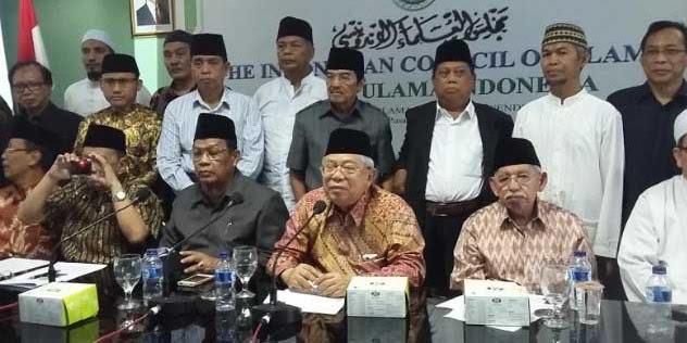 MUI Sesalkan Institusi Resmi Pemberantas SARA Malah Posting Film SARA Sudutkan Islam