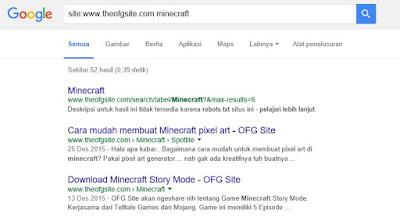 Lebih produktif dengan search engine google