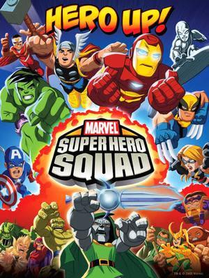 Download Marvel Super Hero Squad 1º Temporada Completa (2009)