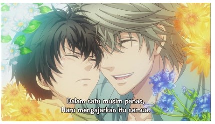 Download Anime Super Lovers Episode 8 [Subtitle Indonesia]