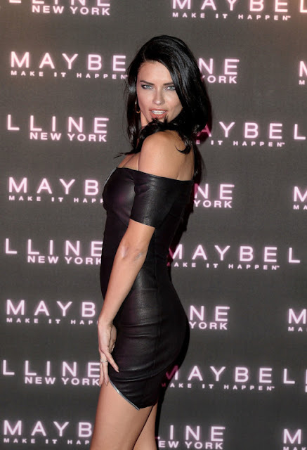 Adriana Lima - Maybelline's Bring On The Night Party