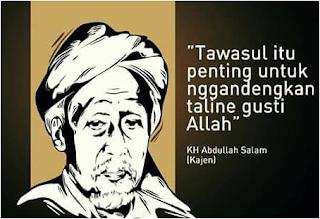 KH. Abdullah Salam | Infopagarnusa.com