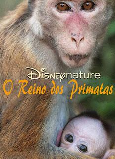 O Reino dos Primatas - BDRip Dual Áudio