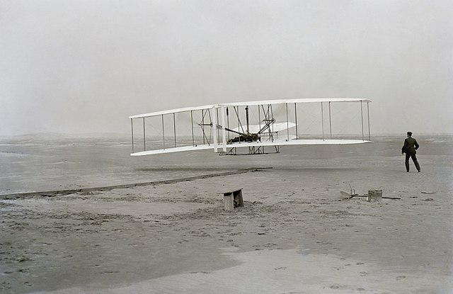 The creationist Wright brothers meticulously studied the design work of the Master Engineer.