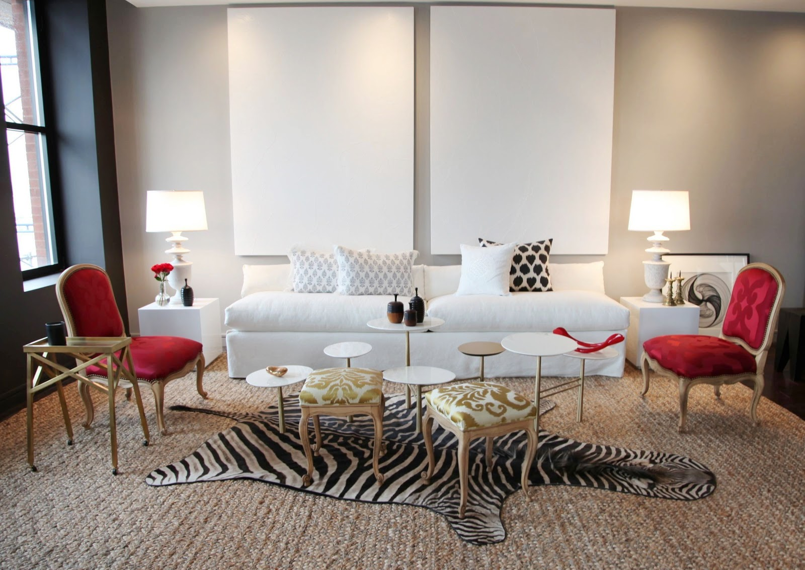 Antony Todd Sofa Black And White Minima Home Hearst Designer Visions
