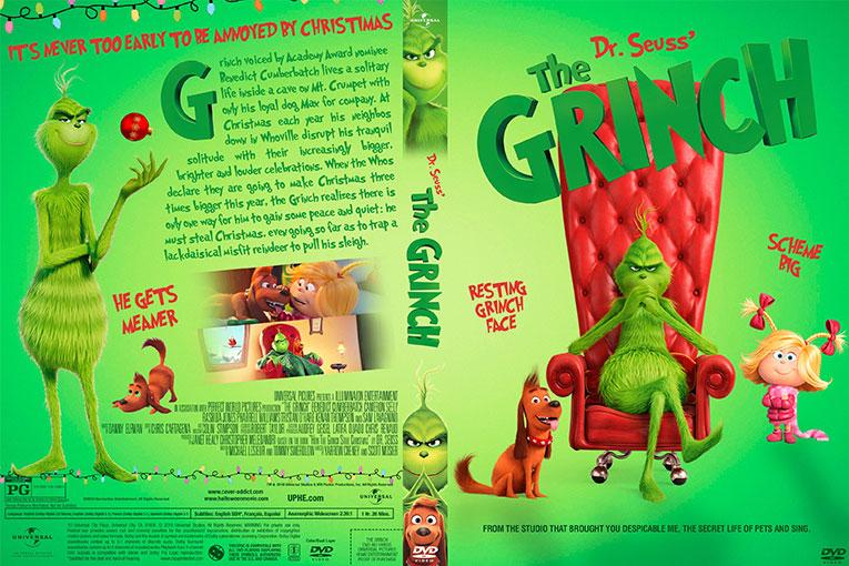 The Grinch (2018) 720p BrRip x264