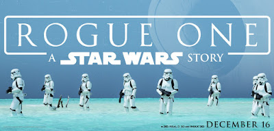 Star Wars: Rogue One Movie Banner