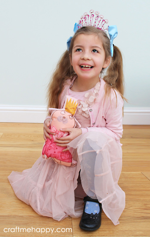 Craft me Happy!: World Book Day - How to Make Cute Costume Props