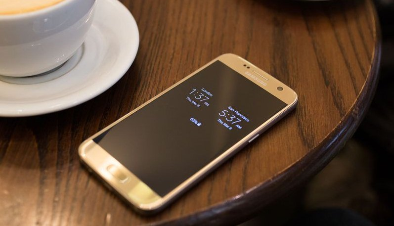 Android Oreo for Samsung Galaxy S7 SM-G930F VOD United Kingdom