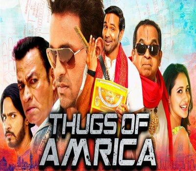 Thugs Of Amrica (2019) Hindi Dubbed 720p HDRip x264 900MB
