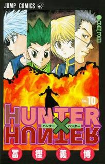 Ver online descargar Hunter × Hunter Manga Español