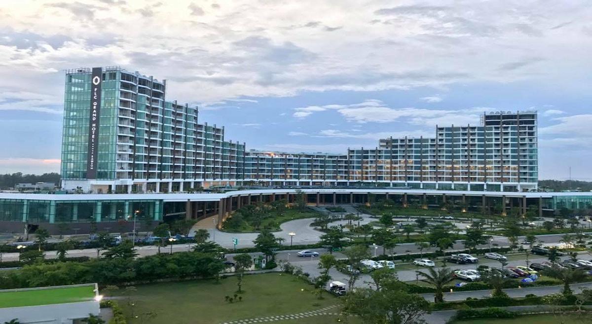 Condotel 15 tầng FLC Sầm Sơn Thanh Hóa