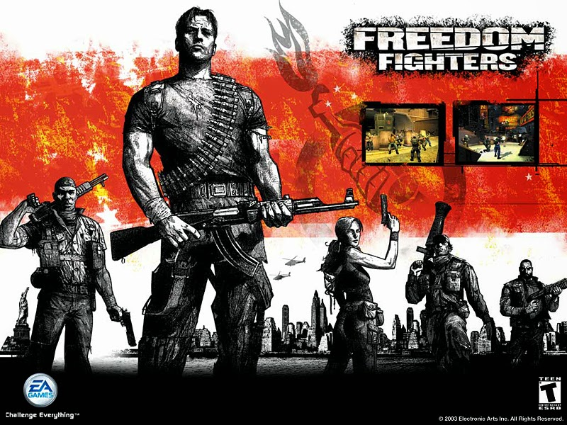জনপ্রিয় পিসি গেম Freedom Fighter (ফুল ভার্সন)