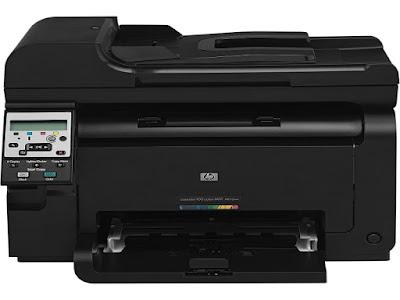 Image HP LaserJet Pro MFP M175 Printer Driver