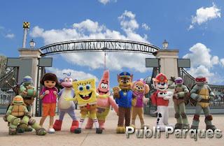 Personajes Nickelodeon