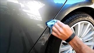 Comment enlever rayures sur carrosserie voiture
