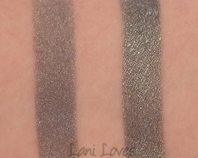 Innocent + Twisted Alchemy Bolide Eyeshadow Swatches & Review