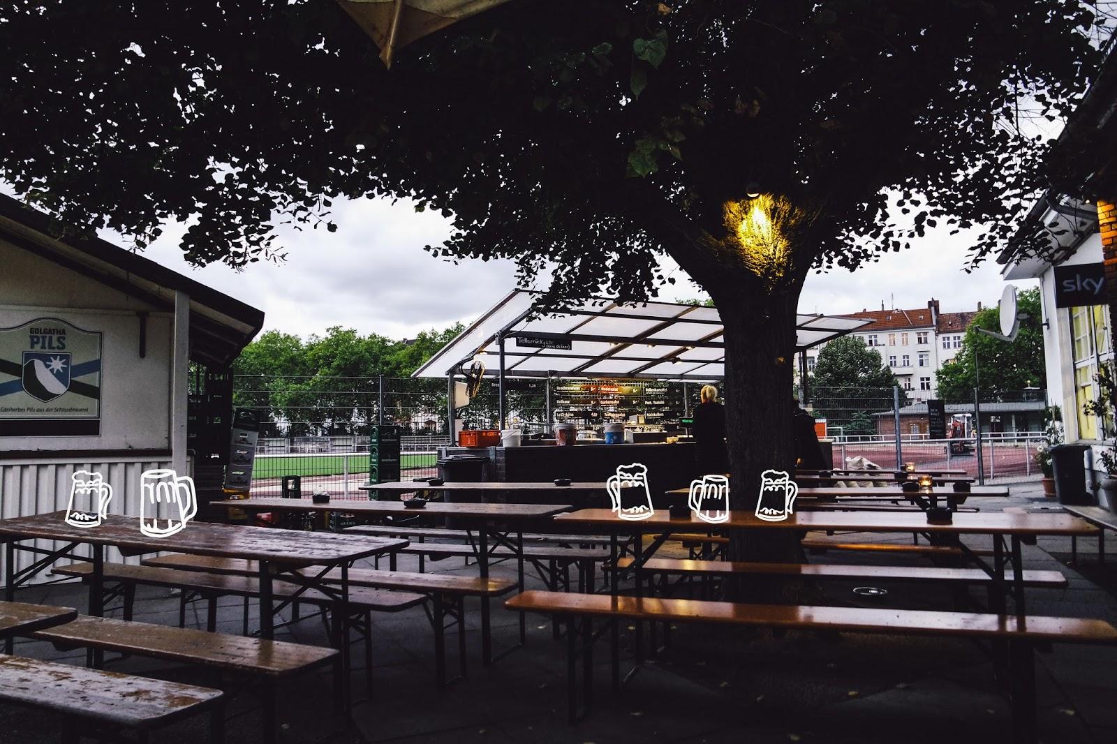 golgatha biergarten berlin food 2