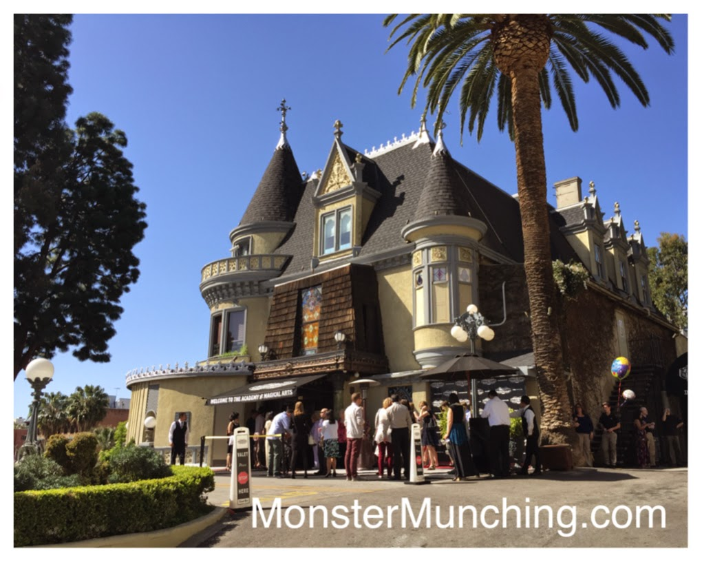 Monster Munching The Magic Castle Los Angeles