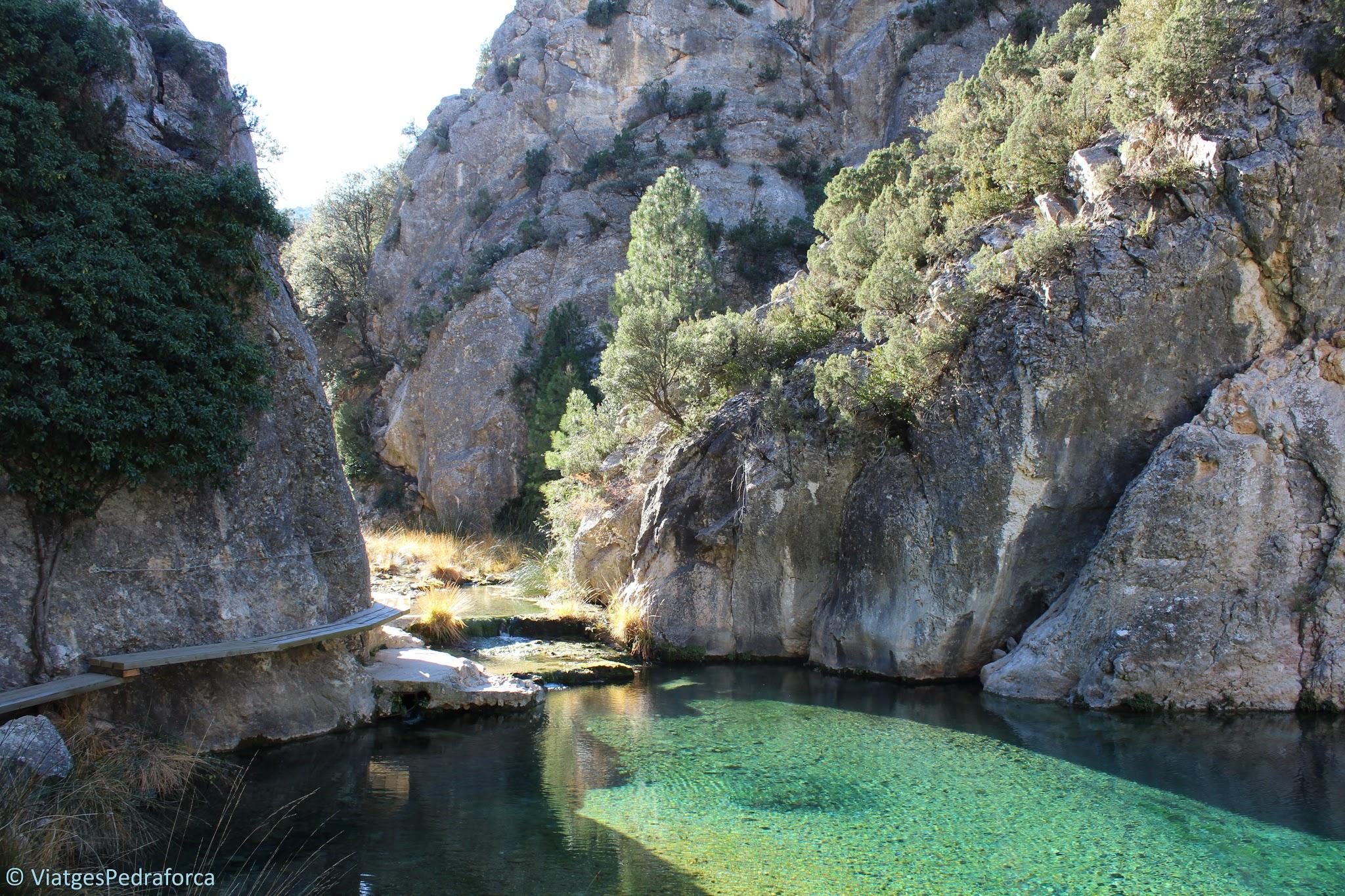 Matarranya, Beseit, els Ports, Terol, Aragó, natura, ruta senderista