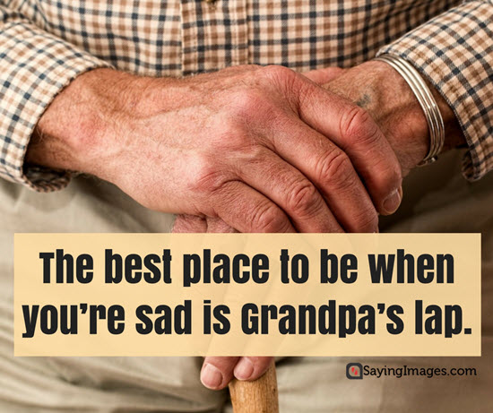 grandfather-quotes