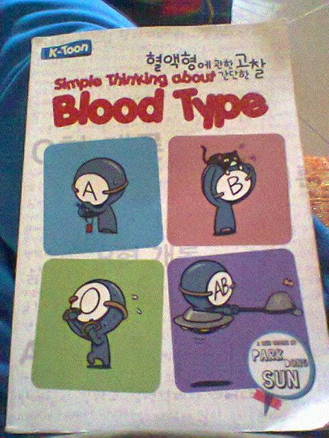 Mengenal Orang dari Golongan Darah