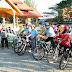 Sekda Lepas Peserta Sepeda Santai Meriahkan HARHUBNAS 2017