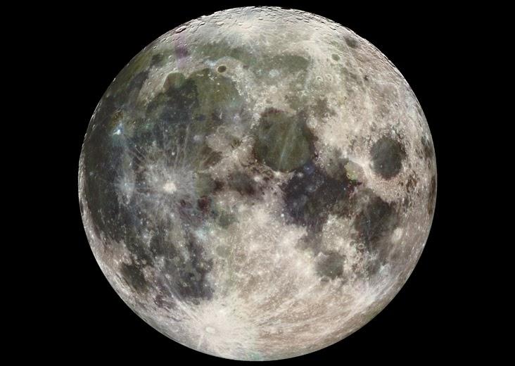 ดวงจันทร์ Moon