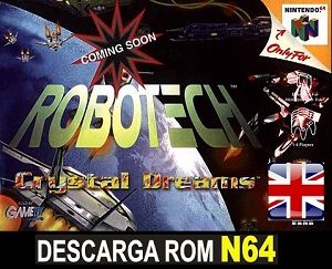 Robotech - Crystal Dreams ROMs Nintendo64