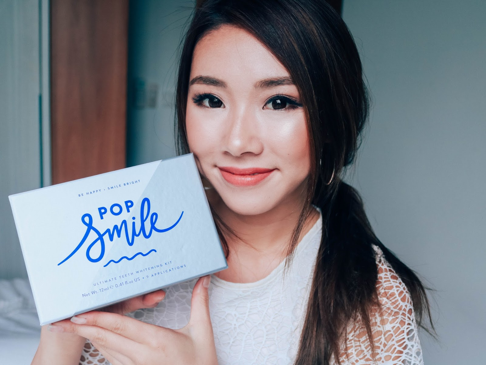 pop smile review, teeth whitening diy, at home