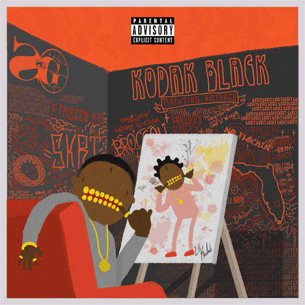Kodak Black - Painting Pictures Cover
