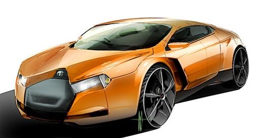 Toyota Celica Red Hot Sport Design 2016