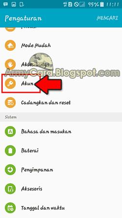 daftar akun google - buat email lewat hp