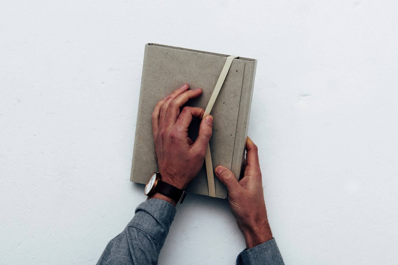 Getyourbron on supports the kickstarter campaign The Mind Journal