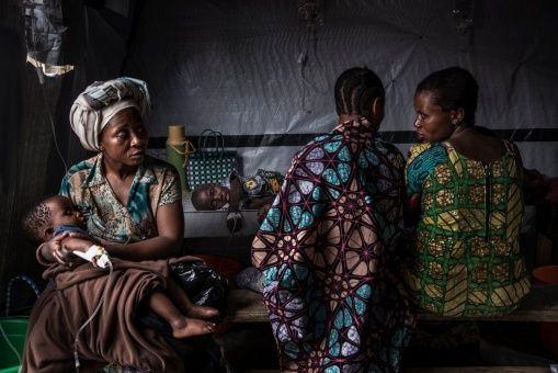 Más de 500 muertos por brote de cólera en República del Congo