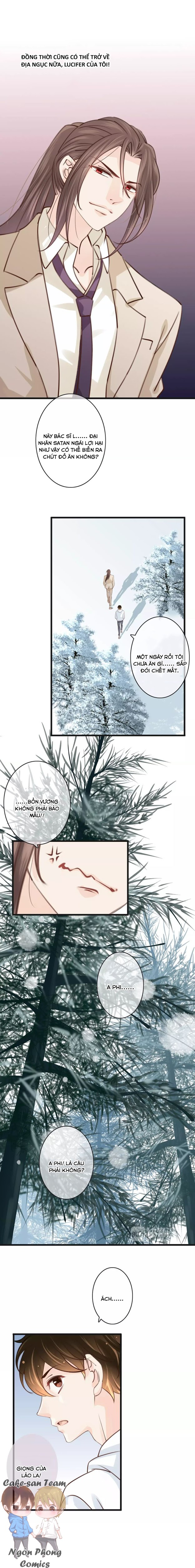 Thiên Thần Không Có Tiết Tháo chap 28 - Trang 3