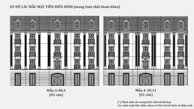 Thiết kế căn hộ Harbor Bay Hạ Long