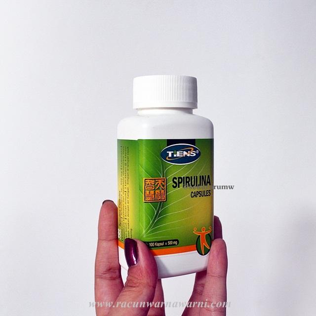 Review Tiens Spirulina