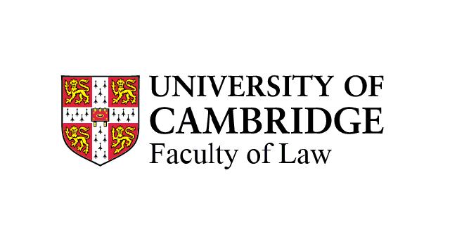 Logo Wydziału Prawa Uniwersytetu Cambridge
