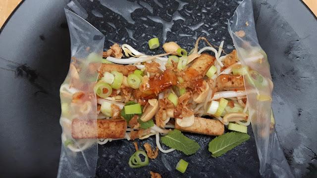 Picknick Foodblog-Parade: Sommerrollen