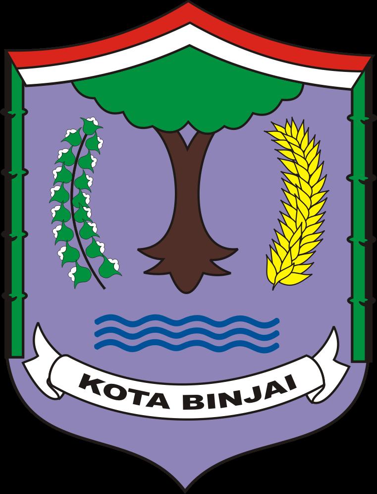 Logo Kota Binjai Kumpulan Logo Lambang Indonesia