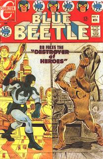 Blue Beetle #5 - Steve Ditko