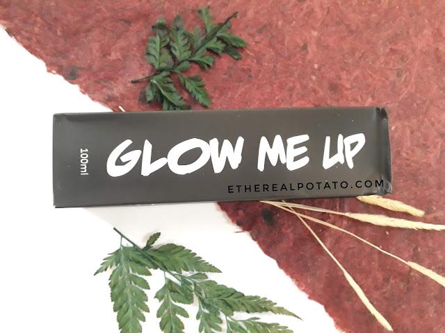 Nauli Cosmetics - Glow Me Up