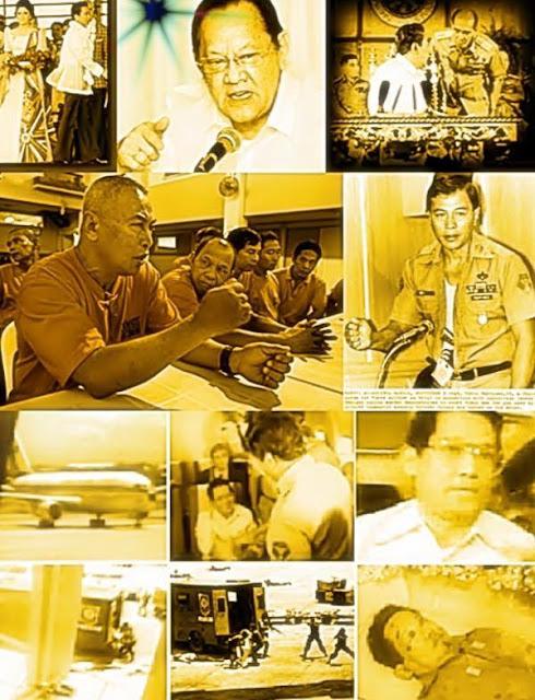 Eduardo Cojuangco behind Ninoy Aquino Murder - Master Sergeant Pablo Martinez