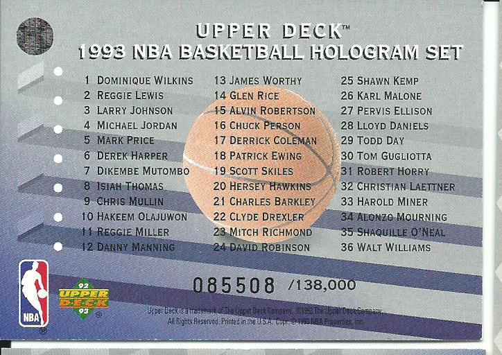 upper deck nba
