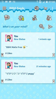 BBM MOD BBM Mooo Based official v 2.12.0.9 apk