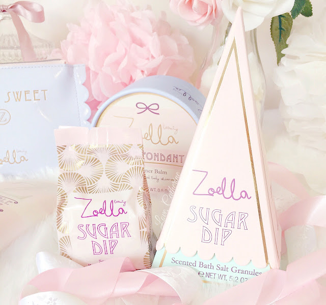 Zoella Beauty | Sweet Inspirations Collection, Sugar Dip